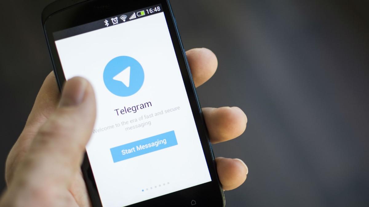 حل مشکلات تلگرام