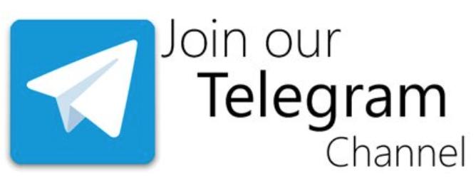 تبلیغ گسترده در تلگرام