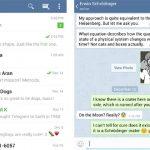 بازگردانی چت های حذف شده تلگرام