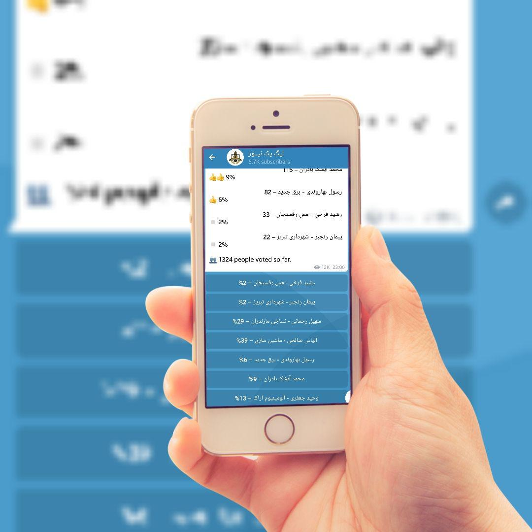 خرید لایک تلگرام
