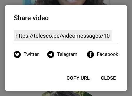 چگونه در تلگرام پیام تصویری بفرستیم