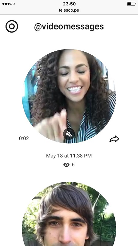 ارسال پیام تصویری در تلگرام
