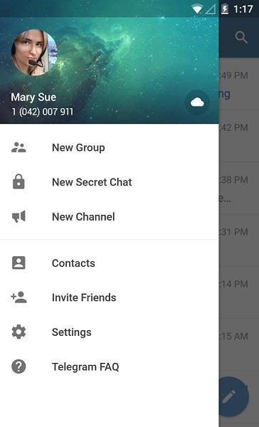 دانلود نسخه جدید تلگرام اندروید