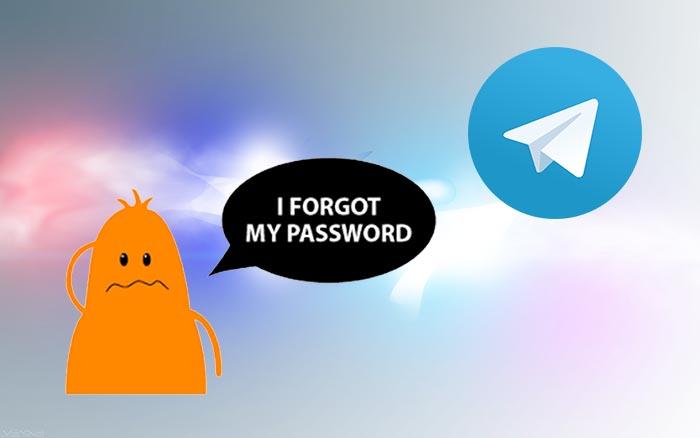 چگونه رمز تلگرام را پیدا کنیم