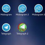 نصب دو تلگرام در یه گوشی