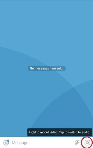 فیلم دایره ای تلگرام