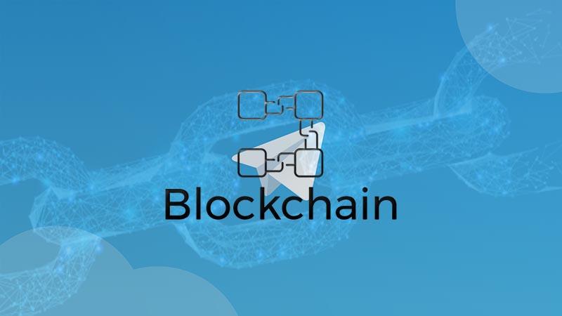 دانلود تلگرام بلاک چین Telegram Blockchain
