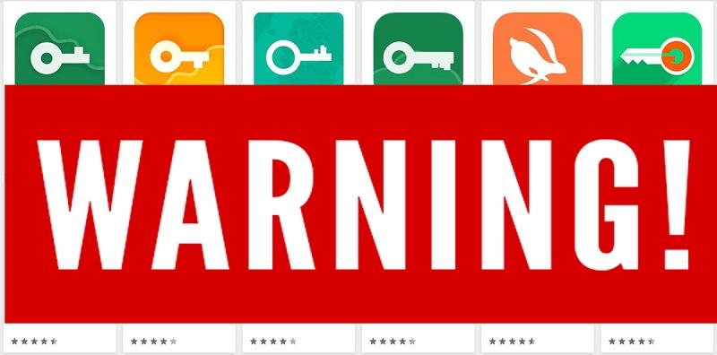 دانلود فیلترشکن تلگرام و خطرات امنیتی
