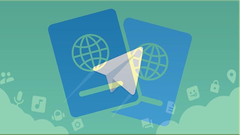 قابلیت تلگرام پاسپورت چیست Telegram Passport