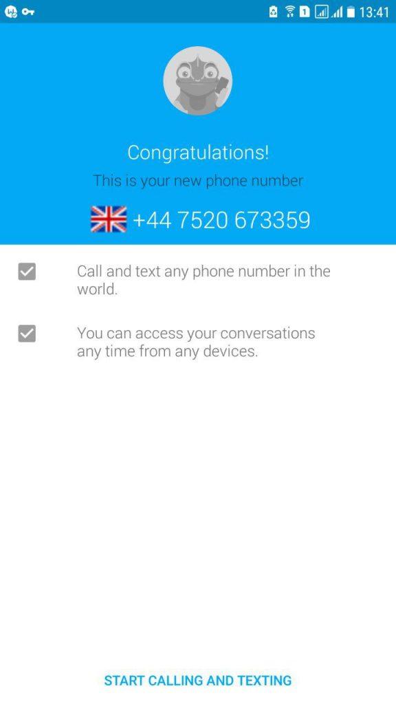 شماره مجازی انگلیس برای تلگرام