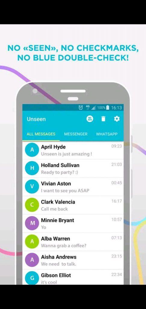 حذف تیک دوم در تلگرام