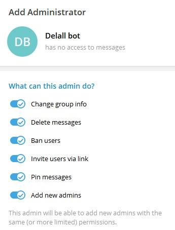 بهترین ربات پاکسازی گروه تلگرام
