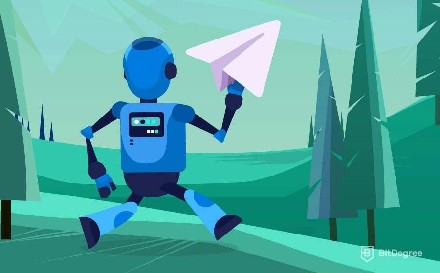 آموزش ساخت ربات پیام رسان