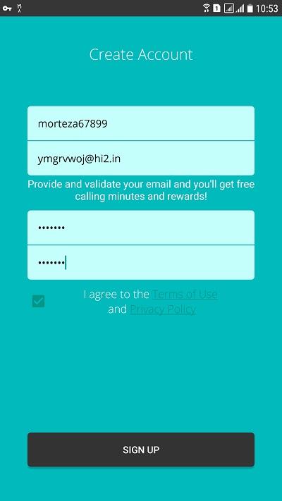 ورود به واتساپ با ایمیل