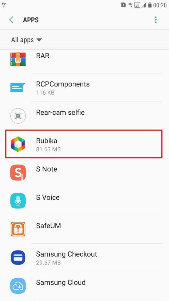 کد فعال سازی روبیکا رایگان